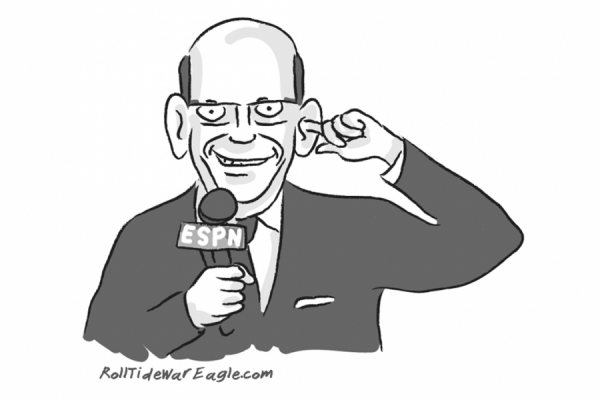 Is ESPN The Destruction of The Paul Finebaum Show?
