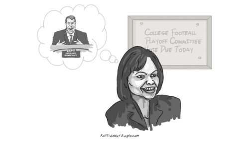 College Football Playoff Selection Committee and ESPN's Influence