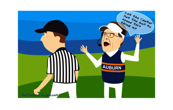 Top Ten New NCAA Rule Changes SEC Coaches Want to See