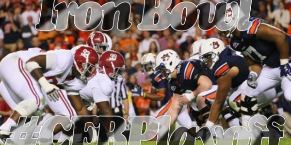 Alabama Auburn Game 2014 Before We Throw Them Out