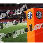 College Football Rankings, Is it a Popularity Contest?