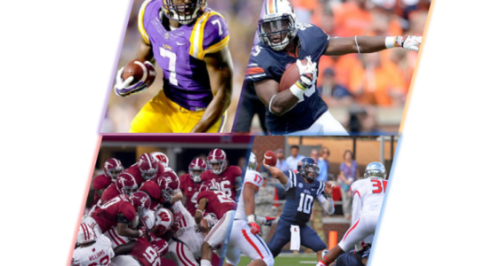 SEC Matchups Two Teams Guaranteed to Lose