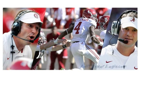 Alabama Defense 2015: Aggies not the only team punched by Kirby Smart Saturday