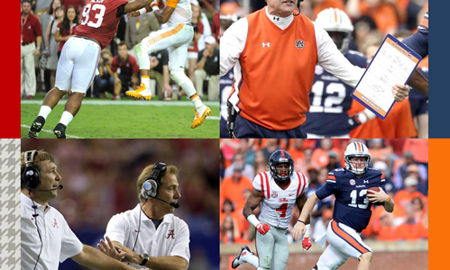 Preview Alabama vs Auburn 2015 Recent Risky Roughshod